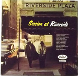 Session at Riverside - Billy Butterfield / Urbie Green / Coleman Hawkins