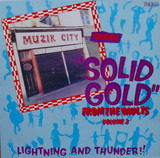 Solid Gold From The Vaults Volume 3 - Lightning And Thunder!! - Observer Allstars, a.o.