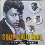 Solid Gold Soul - Deep Soul - Stevie Wonder / Barry White / Gladys Knight & The Pips a.o.