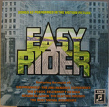 Easy Rider - Steppenwolf, The Byrds, Jimi Hendrix, a. o.