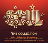 Soul - The Collection - Aretha Franklin / Ray Charles / The Drifters a.o.