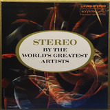 Stereo By The World's Greatest Artists - Perry Como / Mitchell Ayres / Hugo Winterhalter a. o.