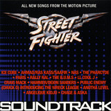 Street Fighter - Ice Cube / Nas / Ahmad a.o.