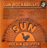 Sun Rockabillys Volume 3 - Rockin' & Boppin' - Carl Perkins / Roy Orbison / Eddie Bond / a.o.