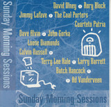 Sunday Morning Sessions - David Olney, Larry Barrett a.o.