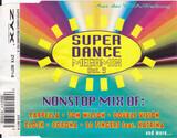Super Dance Megamix Vol. 5 - Tom Wilson, Clock, u. a.