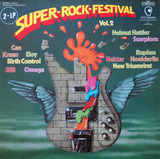 Super-Rock-Festival Vol.2 - Can, Kraan, Eloy, Omega a.o.