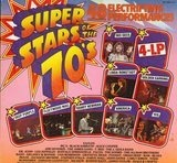 Super Stars Of The 70's - Deep Purple, Yes, Bee Gees, America...