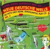 Super, Super, Supergut War Die ... Neue Deutsche Welle Nr. 2 - Joachim Witt, Steinwolke, Hubert Kah, Trio, u.a