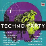 Techno Party - Alter Ego, Zentropa, a.o.