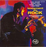 Testament Du Rock - Johnny Otis, Wanda Jackson a.o.