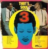 That's Soul 3 - Various