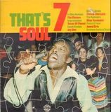 That's Soul 7 - The Meters, Impressions, Tower Of Power a.o.