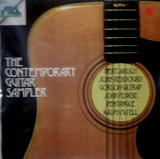 The Contemporary Guitar Sampler - Bert Jansch, John Renbourn a.o.