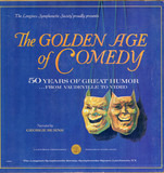 The Golden Age Of Comedy (50 Years Of Great Humor ... From Vaudeville To Video) - Eddie Cantor And Bert Gordon / Ed Gardner a.o.