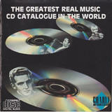 The Greatest Real Music CD Catalogue In The World - Celia Cruz / Ray Barretto / a. o.
