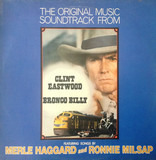 The Original Music Soundtrack From Clint Eastwood's - Bronco Billy - Ronnie Milsap, Penny De Haven, a.o.