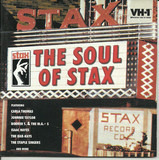 The Soul Of Stax - Isaac Hayes; Johnnie Taylor; a.O.