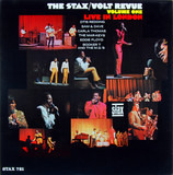 The Stax / Volt Revue, Volume One, Live In London - Booker T. & The MG's, Otis Redding, Sam & Dave, a.o.