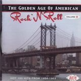 The Golden Age Of American Rock 'n' Roll Volume 9 - Joe Barry / Freddy Cannon / a.o.
