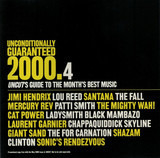 Unconditionally Guaranteed 2000.4 (Uncut's Guide To The Month's Best Music) - Cat Power, Patti Smith, Jimi Hendrix, a.o.