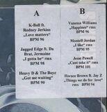 Urban Lounge Volume Ten - Jagged Edge / Heavy D / The Boyz / a.o.