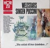 Weltstars singen Puccini - Maria Callas, Giuseppe di Setfano, Anna Moffo,..