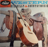 Western-Hillbilly And Country Music - Hank Thompson / Buck Owens / Faron Young a. o.