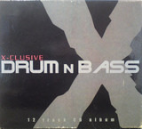 X-Clusive Drum n Bass - LTJ Bukem / Conspiracy Theory a.o.