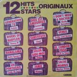 12 Hits / 12 Stars - Boney M, Clout, a.o.