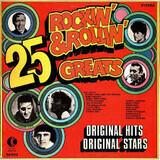 25 Rockin' & Rollin' Greats - Bill Haley, The Beach Boys, Little Richard a.o.