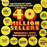 40 Million Sellers Weltstars Mit Ihren Grössten Welthits - The Andrew Sister, Nelson Riddle, Kay Starr
