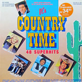 It's Country Time - 48 Superhits - Dolly Parton / Johnny Cash a.o.