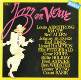 Jazz En Verve Vol. 1 - Louis Armstrong, Kid Ory a.o.