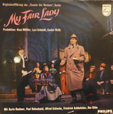 My Fair Lady - Karin Hübner , Paul Hubschmid , Alfred Schieske