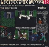 Pioneers Of Jazz Vol. 18: The Early Blues - Various