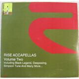 Rise Accapellas Volume Two - Black legend / GooseBump a.o.