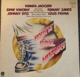 Rock 'N' Roll History Vol. 6 - Wanda Jackson, Gene Vincent, Louis Prima a.o.