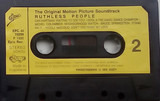 Ruthless People (The Original Motion Picture Soundtrack) - Mick Jagger / Billy Joel a.o.