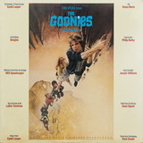 The Goonies - Original Motion Picture Soundtrack - Cyndi Lauper / Bangles / Teena Marie a.o.
