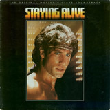 The Original Motion Picture Soundtrack - Staying Alive - The Bee Gees, Frank Stallone a.o.