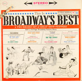 This Is Broadway's Best - 20 Showstoppers - Rex Harrison, Mary Martin, Ezio Pinza a.o.