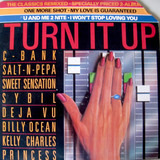 Turn It Up - Billy Ocean, Kelly Charles, Sybil, a.o.