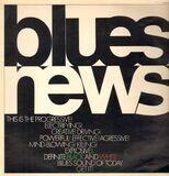 Blues News - Muddy Waters, Jimi Hendrix, Howlin' Wolf, a.o.