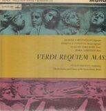 Requiem Mass - Verdi - T. Serafin w/ Opera House, Rome