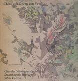 Chöre aus Opern, Chor der Staatsoper Dresden, Staatskapelle Dresden, S. Varviso - Verdi