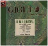 Gigli - Opere Complete VIII: Un Ballo In Maschera - Verdi