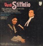 STIFFELIO - Verdi/ L. Gardelli, J. Carreras, S. Sass, ORF Symphony Orchestra