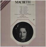 Macbeth - Verdi / Petrof, Varnay, Tajo a.o.; Vittorio Gui