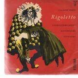 Rigoletto - Opernquerschnitt - Historische Aufnahme - Verdi